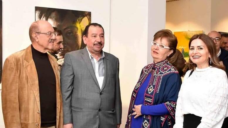 أتيليه العرب للثقافة والفنون ينظم معرض ومسابقة