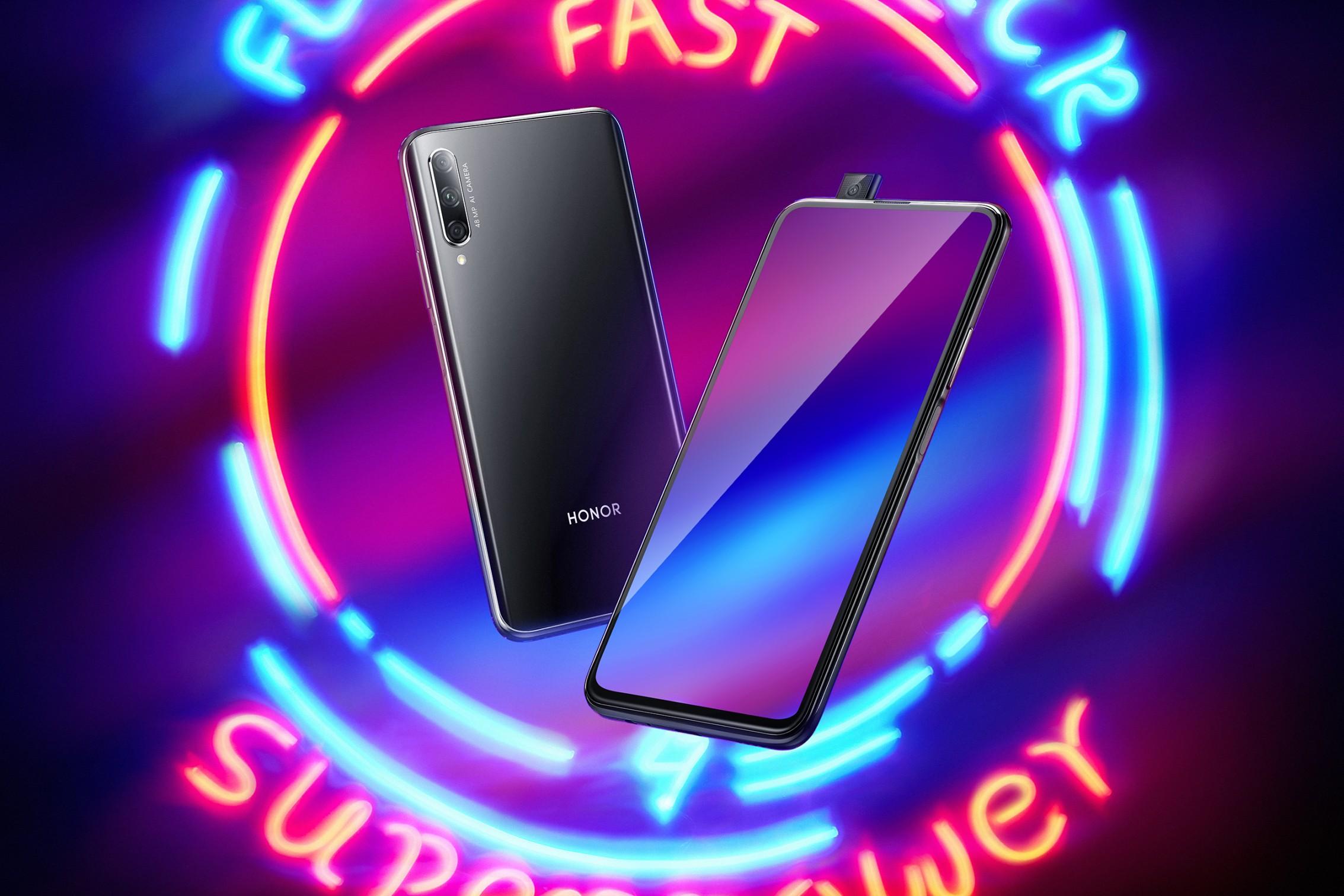 هاتف HONOR 9X PRO متوفر الآن للطلب المسبق في الإمارات