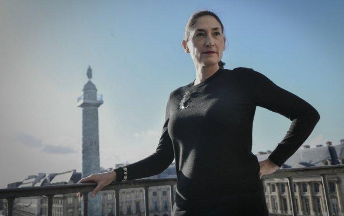 عدنان الكاتب يلتقي هيلين بولي-دوكين الرئيسة التنفيذية لـ Boucheron