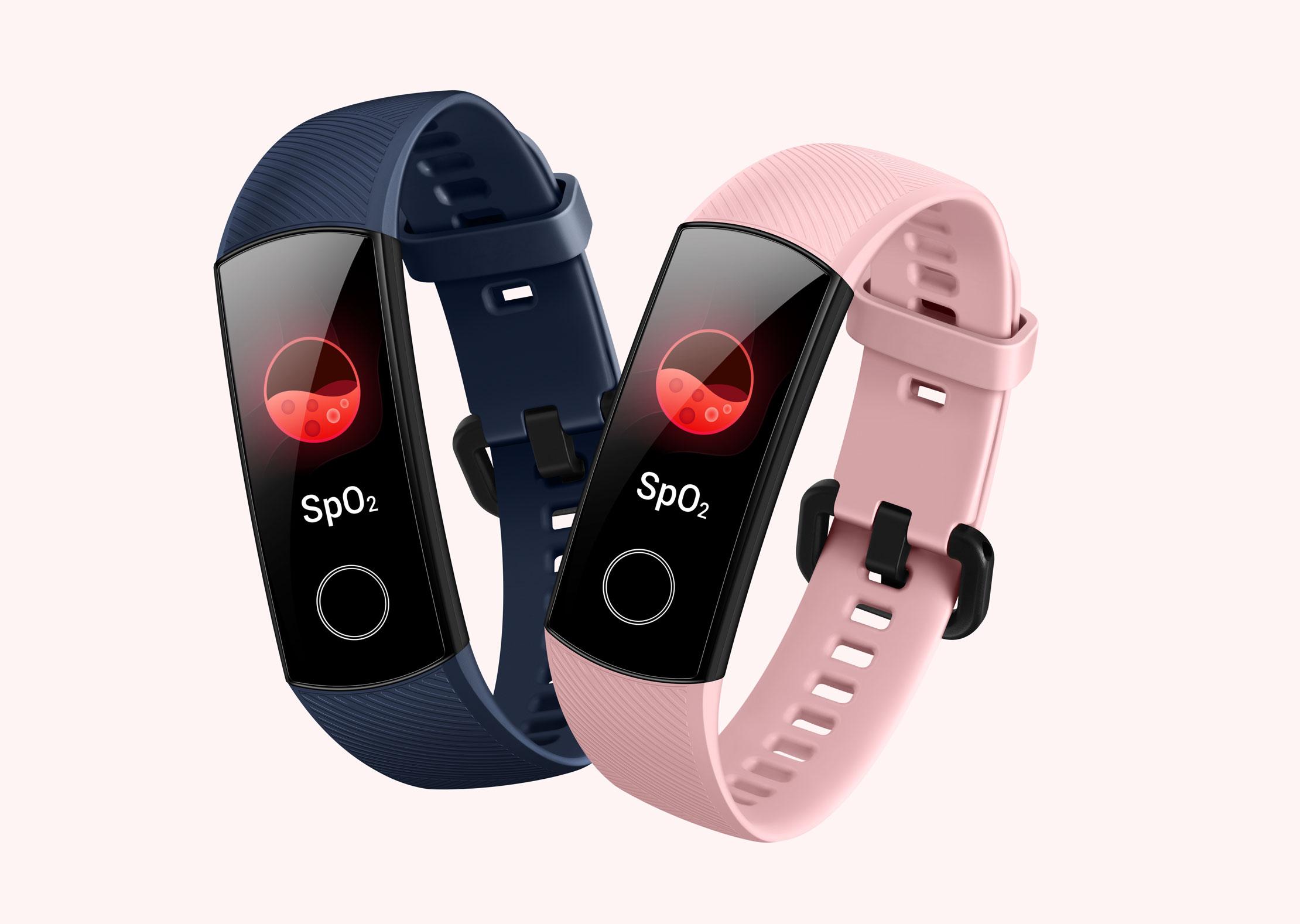 راقبوا مستوى تشبع الأكسجين في الدم (SpO2) وأنتم في المنزل