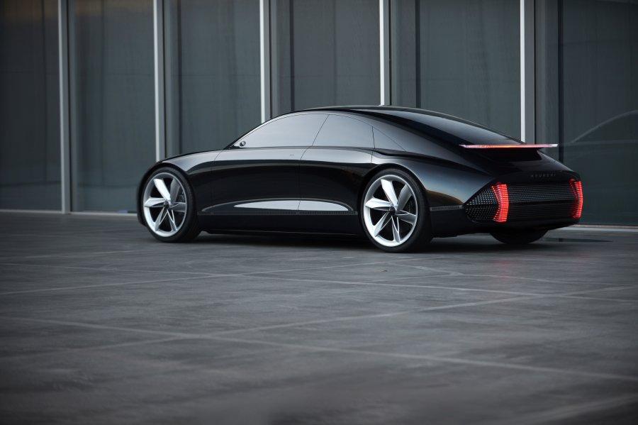 بالصور سيارات كونسبت من هيونداي بتصاميم عصرية تستشرف المستقبل القريب