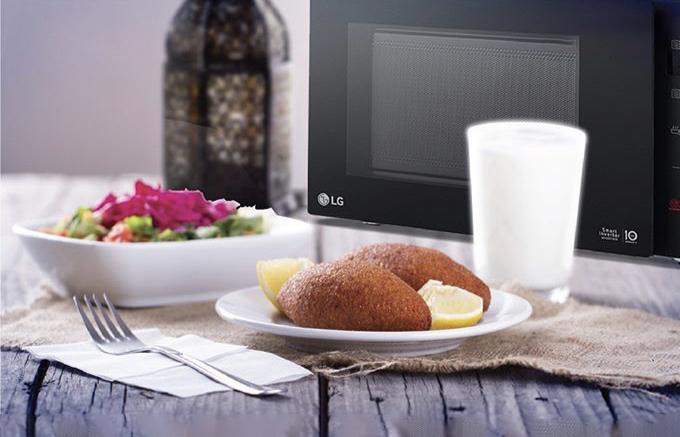 الطهي الذكي لتوفير الوقت مع أجهزة