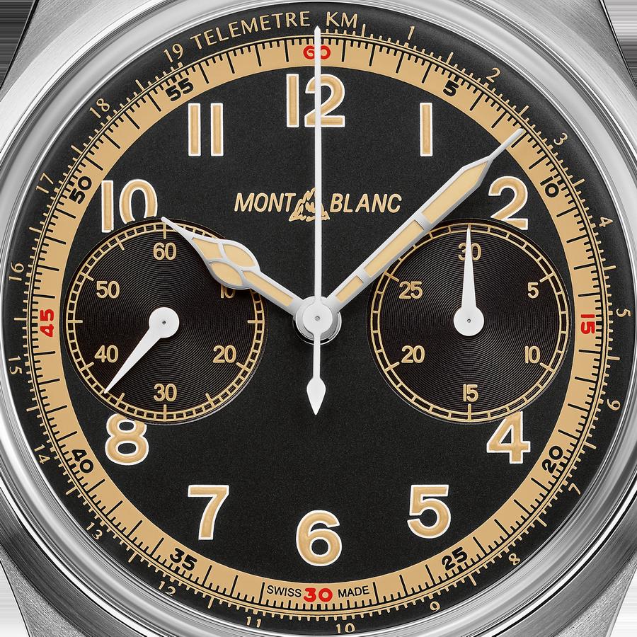 مون بلان.. ساعتان جديدتان من خط 1858 تستمدان الإلهام من تراث مصنع مينيرفا