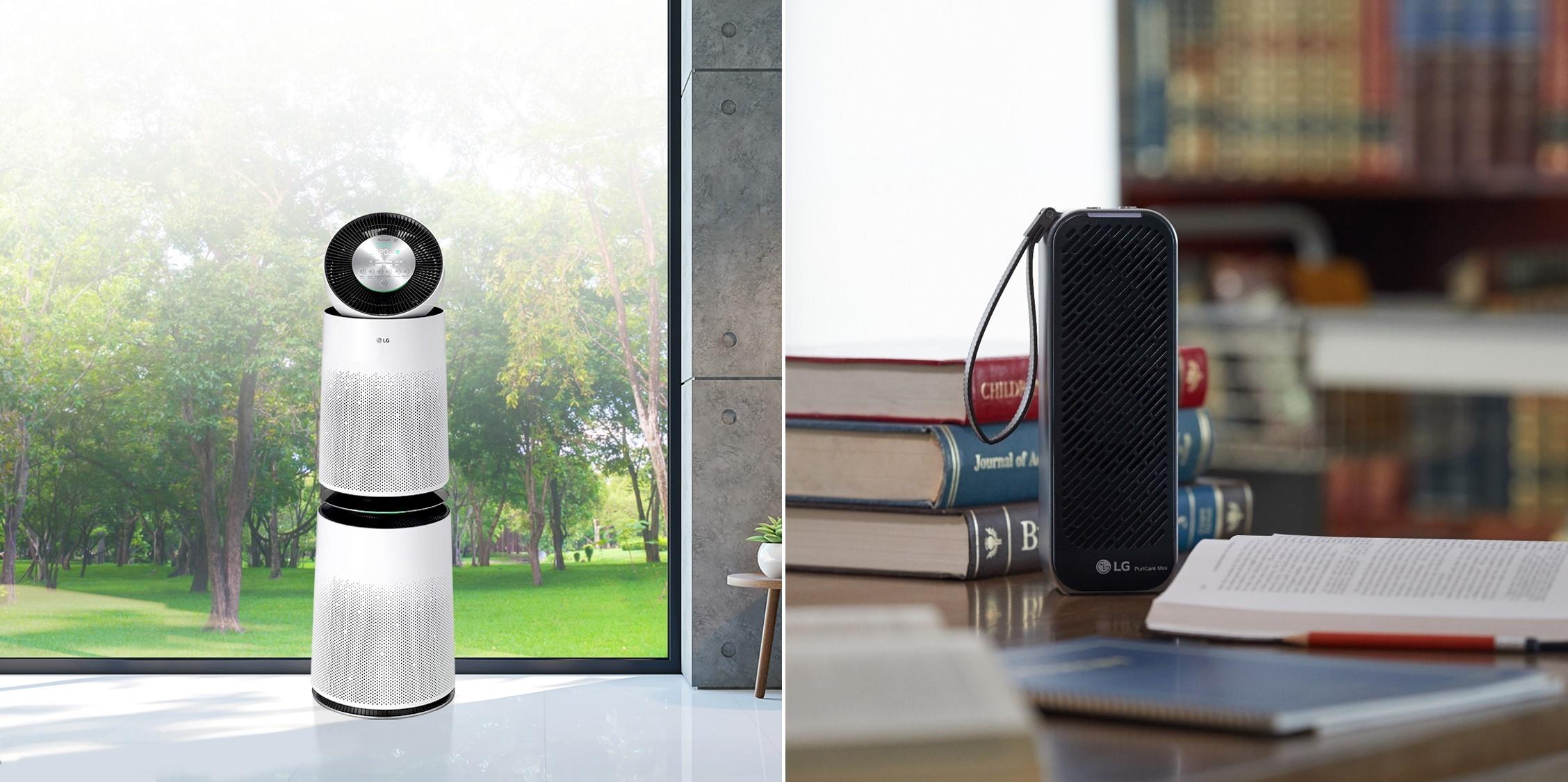 أجهزة إل جي تساعدكم في تحقيق توازن أفضل بين الحياة المنزلية والمهنية في المنزل