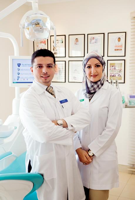 د مجد ناجي رفضت تجميل اسنان 13