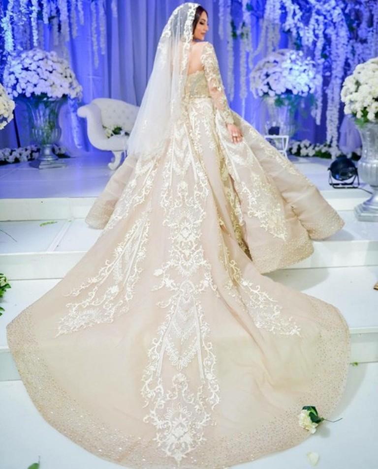 موديلات فساتين زفاف