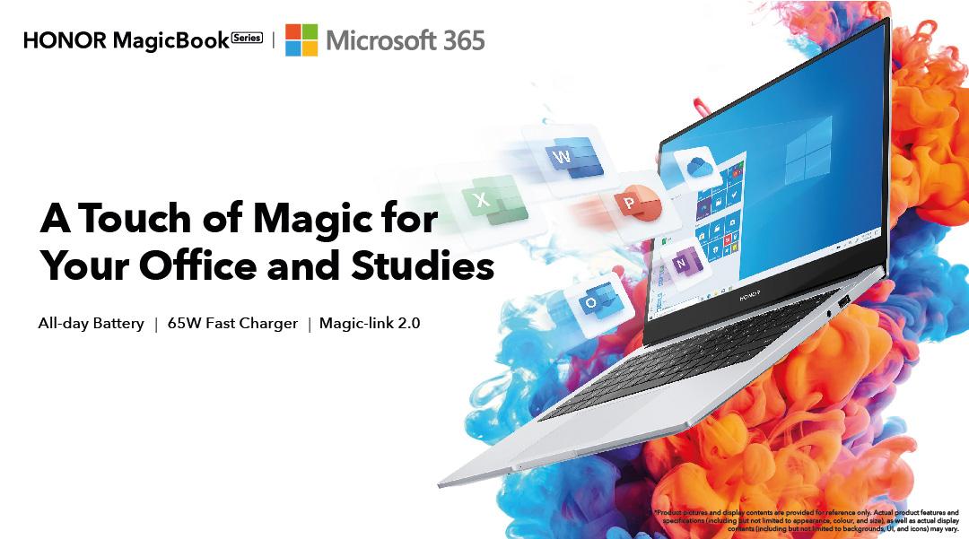 تفاصيل ومراجعة HONOR MagicBook 14 بالكامل