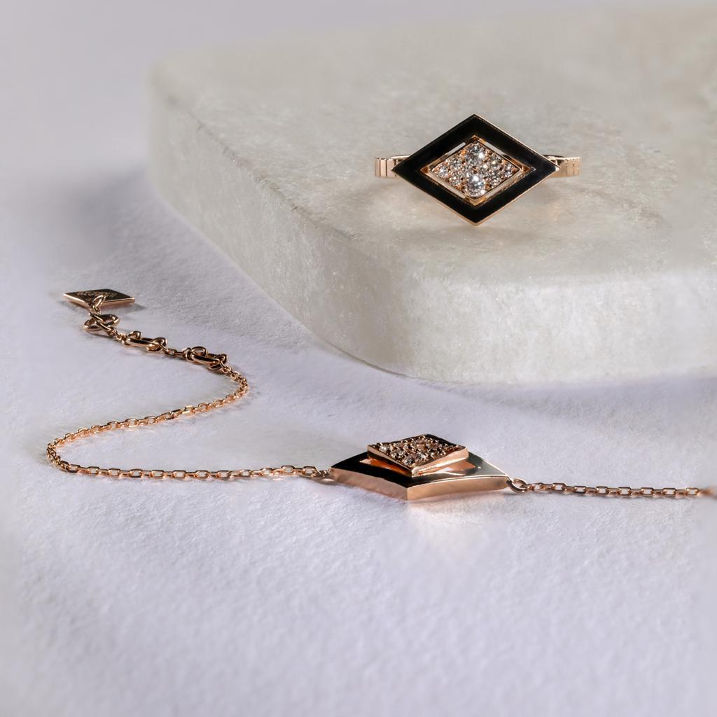 مصممة المجوهرات سمية بكار تحتفل بمرور 5 سنوات على إطلاق مجموعتها