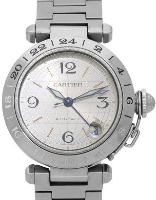 باشا دو كارتييه ساعة رمزية بتصميم استثنائي