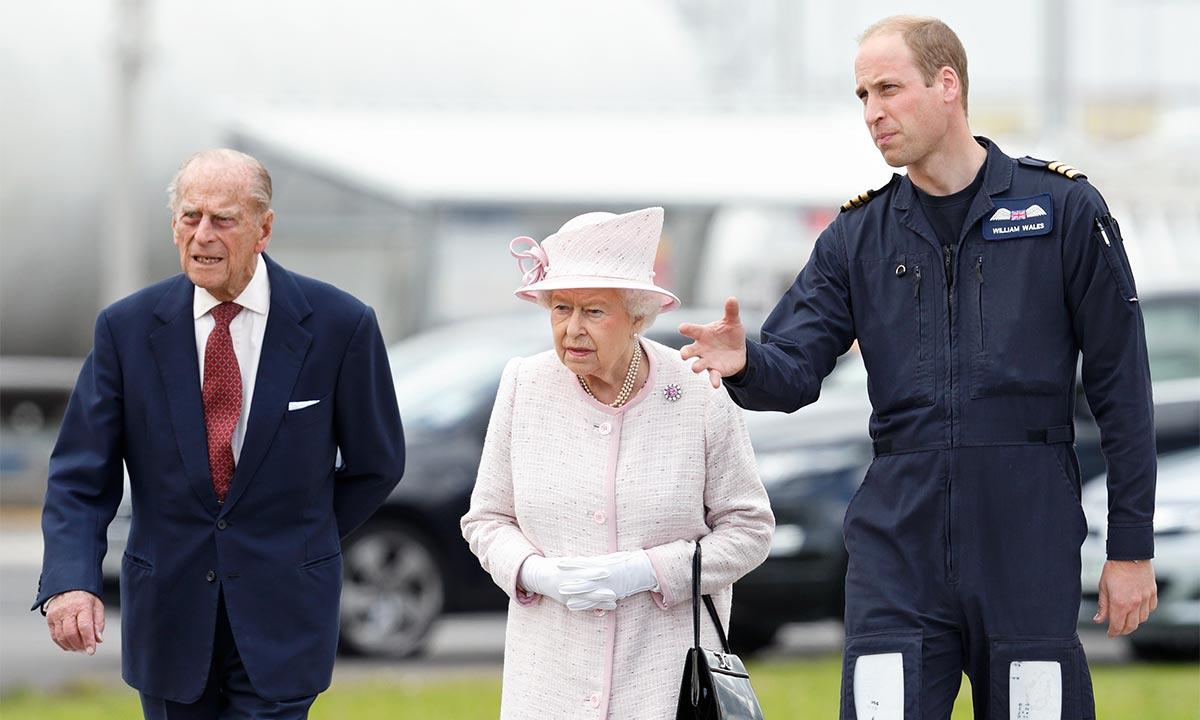 الأمير وليام يتسلم مهمة جديدة من ملكة بريطانيا