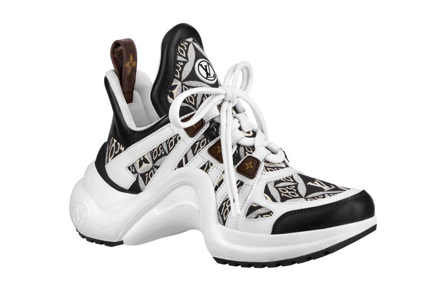 لويس ڤويتون مجموعة أحذية خريف وشتاء 2020