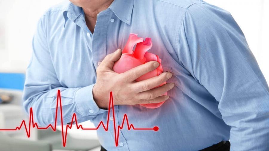 اسباب الجلطة القلبية