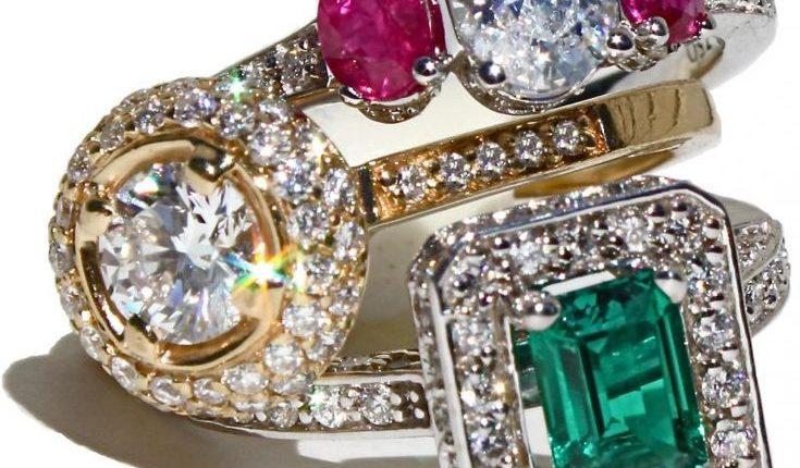 مجوهرات ماريون كوتيار الفخمة