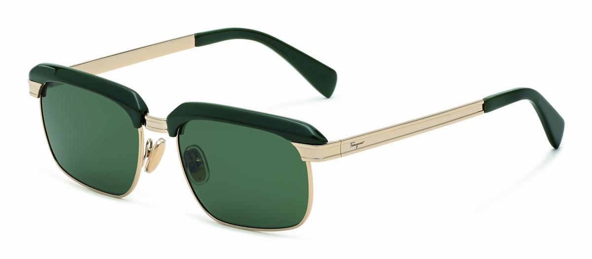 SALVATORE FERRAGAMO تقدم تصاميم جديدة للنظارات الشمسية