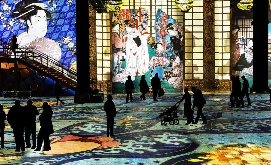 إنفينيتي آرت وكلتشر سبيسز ديجيتال تعقدان شراكة لدعم مستقبل الفن في دبي