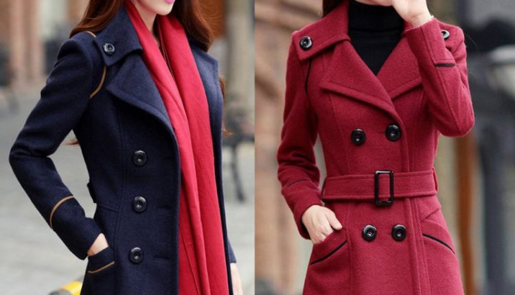 طرق تنسيق معطف