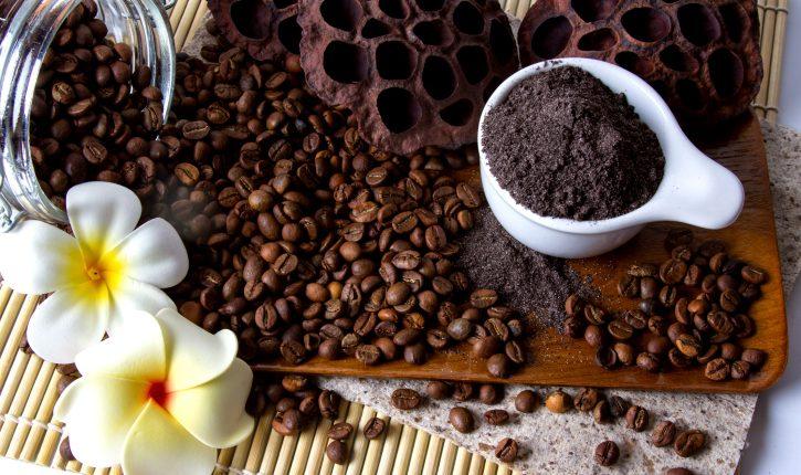 ماسك القهوة