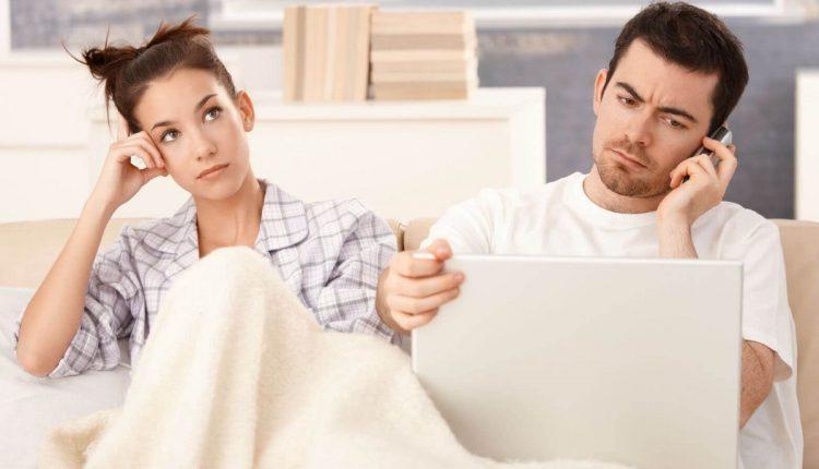 التخلص من الشك بين الزوجين