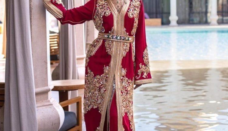 موديلات قفاطين مغربية عصرية