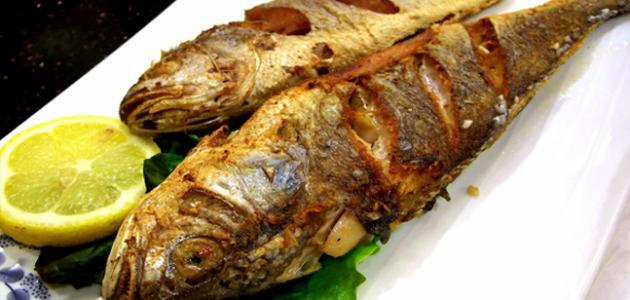 طريقة عمل صينية سمك الهامور