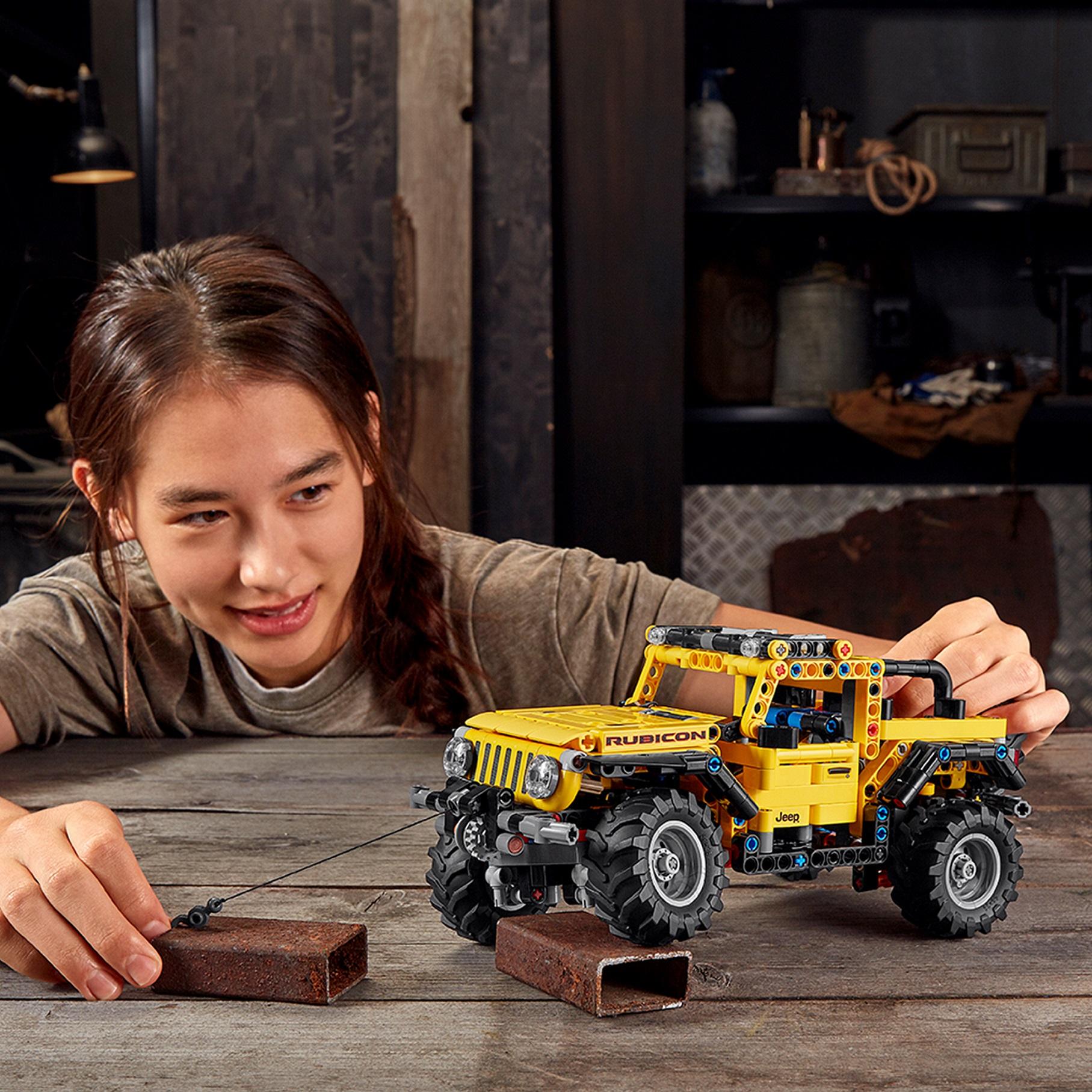 ليغو تمنحكم فرصة قيادة السيارة التي تحبونها من خلال مجموعة واسعة من الطرازات الجديدة