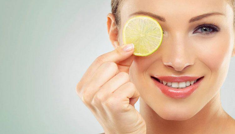 خلطات طبيعية من الليمون