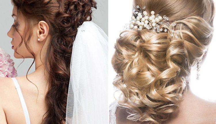 تسريحات شعر للعروس 2021