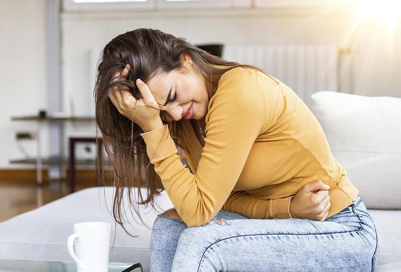 اعراض القولون الهضمي