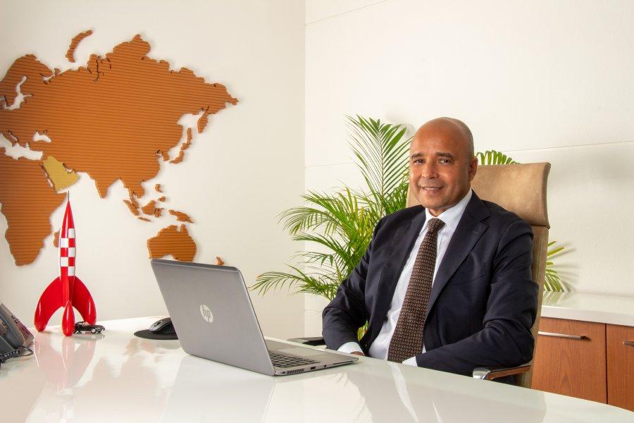 مقابلة مع ديديه لافينور، المدير الإقليمي لفيريرو غلف