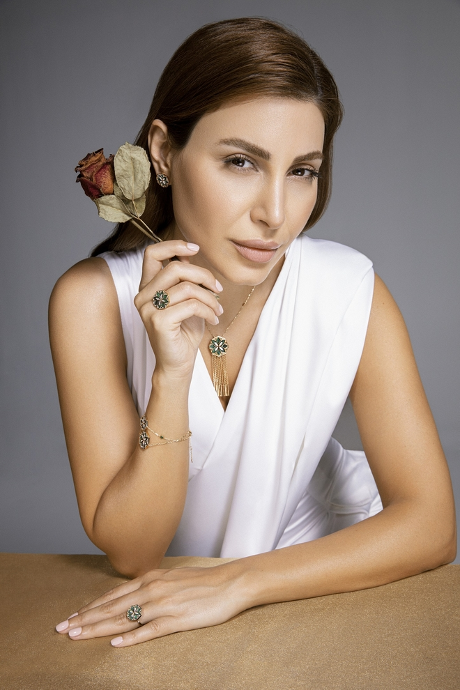 الفنانة اللبنانية يارا في لقاء للإحتفاء بيوم المرأة وإطلاق ولف ستريم WOLF Stream