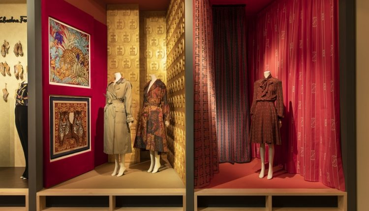 عرض جديد في متحف Salvatore Ferragamo