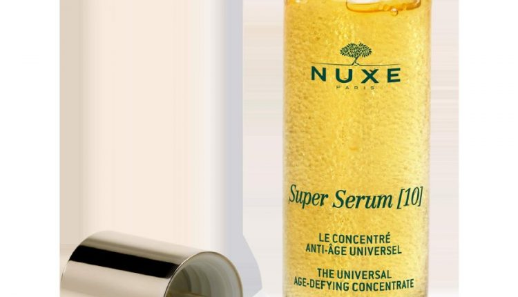 سوبر سيروم 10 من NUXE لمقاومة علامات التقدم بالسن