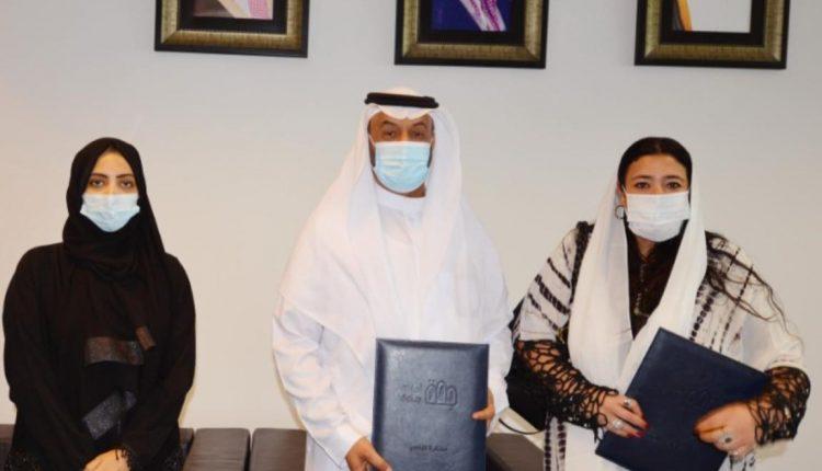 بهدف تحسين المشهد البصري: أمانة جدة والتشكيلية السعودية شاليمار شربتلي يوقعان اتفاقية مبادرة