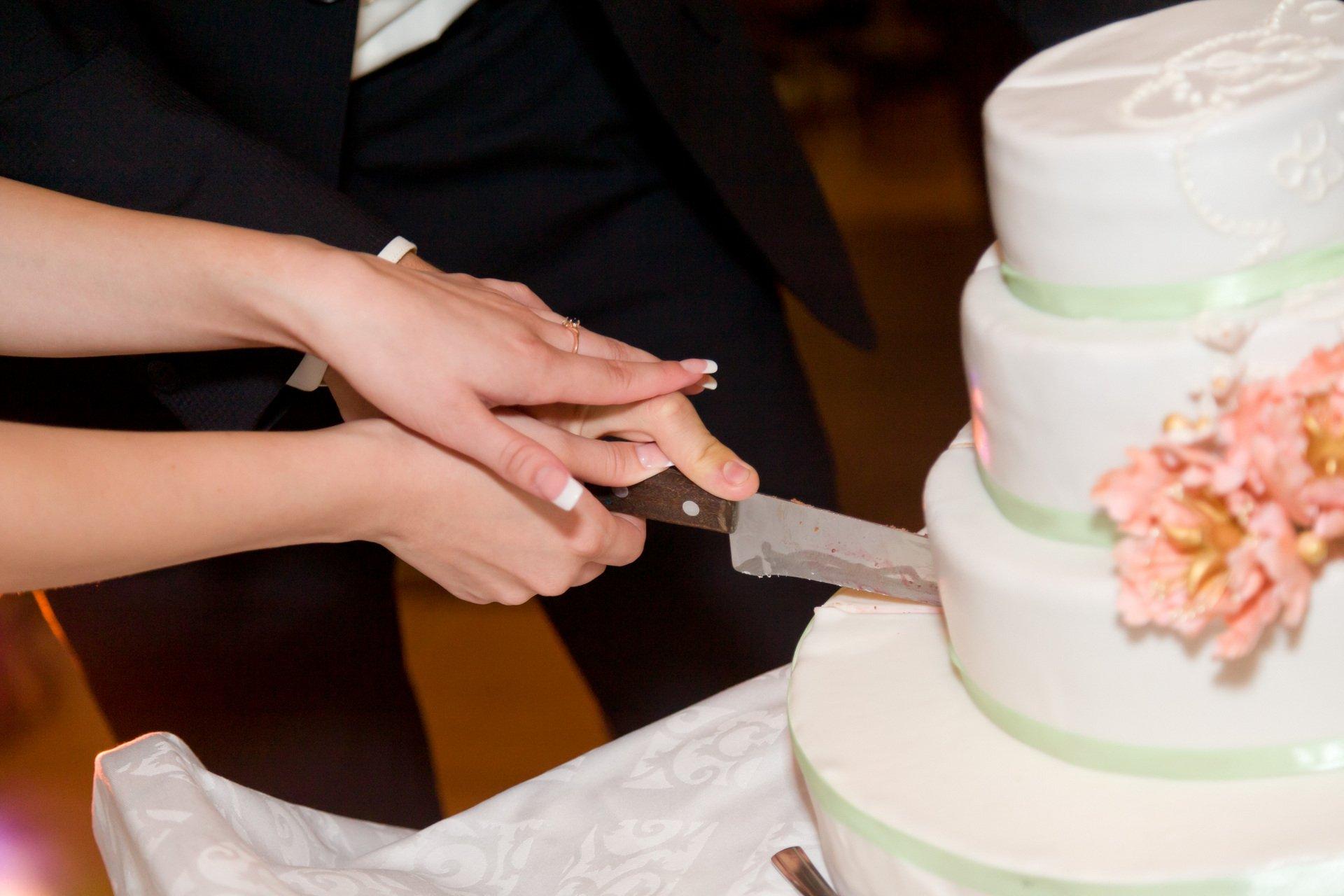 انتهاء حفل الزفاف
