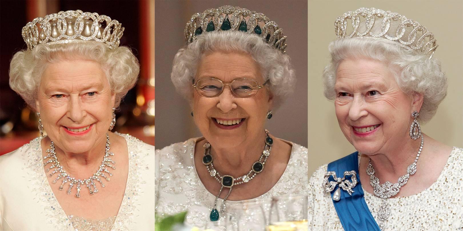 تصاميم المجوهرات الملكية