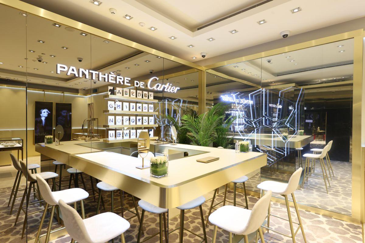 Cartier تكشف عن تجربة تفاعلية تحتفي بالپانتير في الرياض
