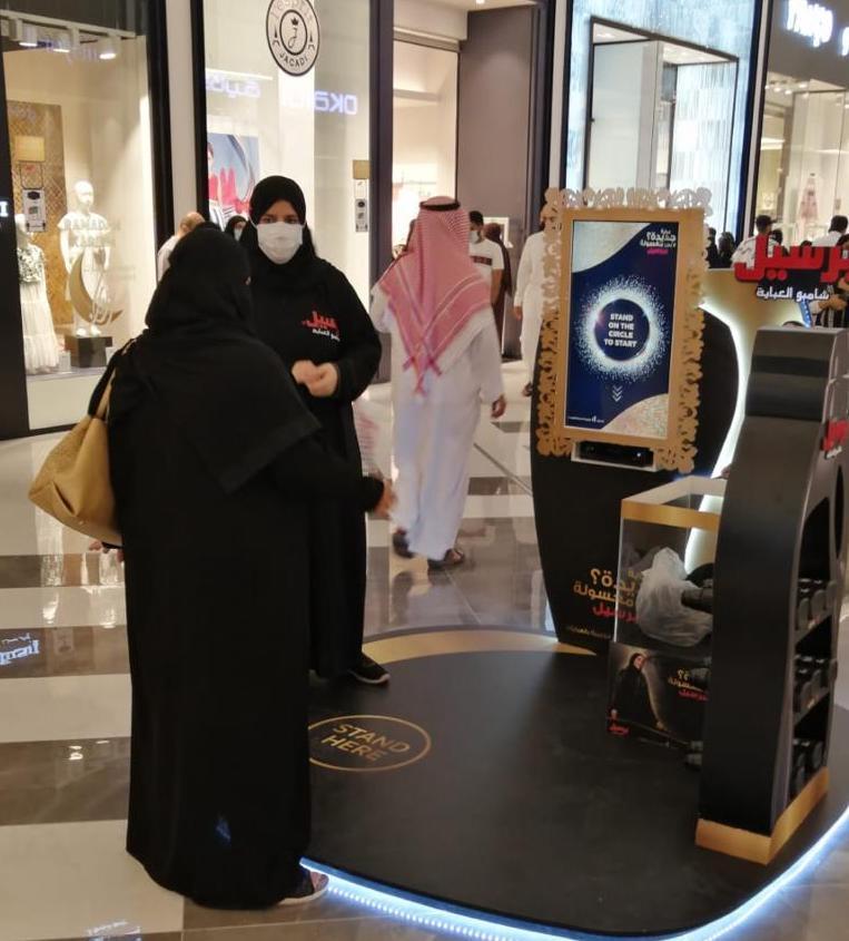 برسيل شامبو العباية تطلق مبادرة مجتمعية في دول الخليج وتتبرّع بالعباءات للمحتاجين