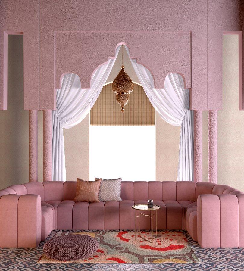 كيف تصمّم منزلك استعداداً للعيد المبارك مع سيدار