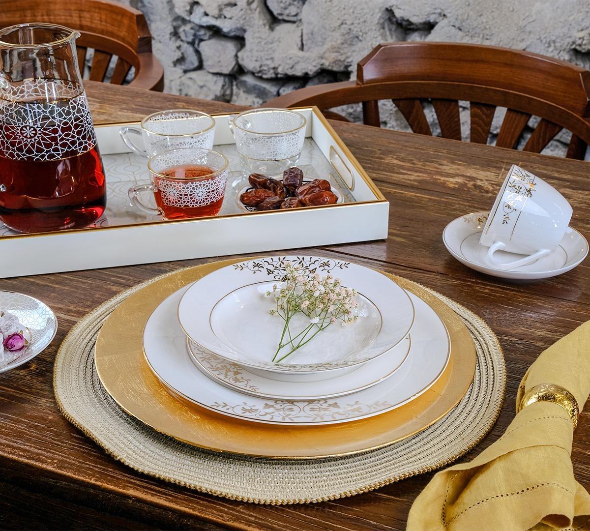رد تاغ تكشف عن خمس طرق مثالية لتنسيق موائد الإفطار والعيد
