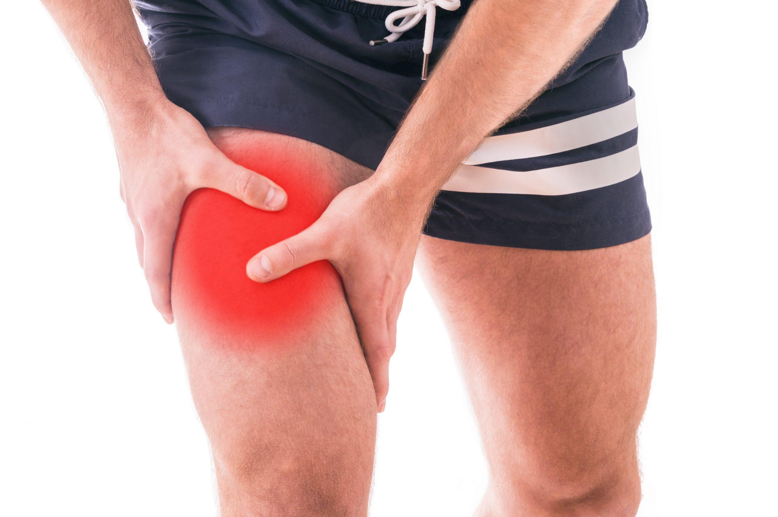 التهاب الغدد اللمفاوية في الفخذ