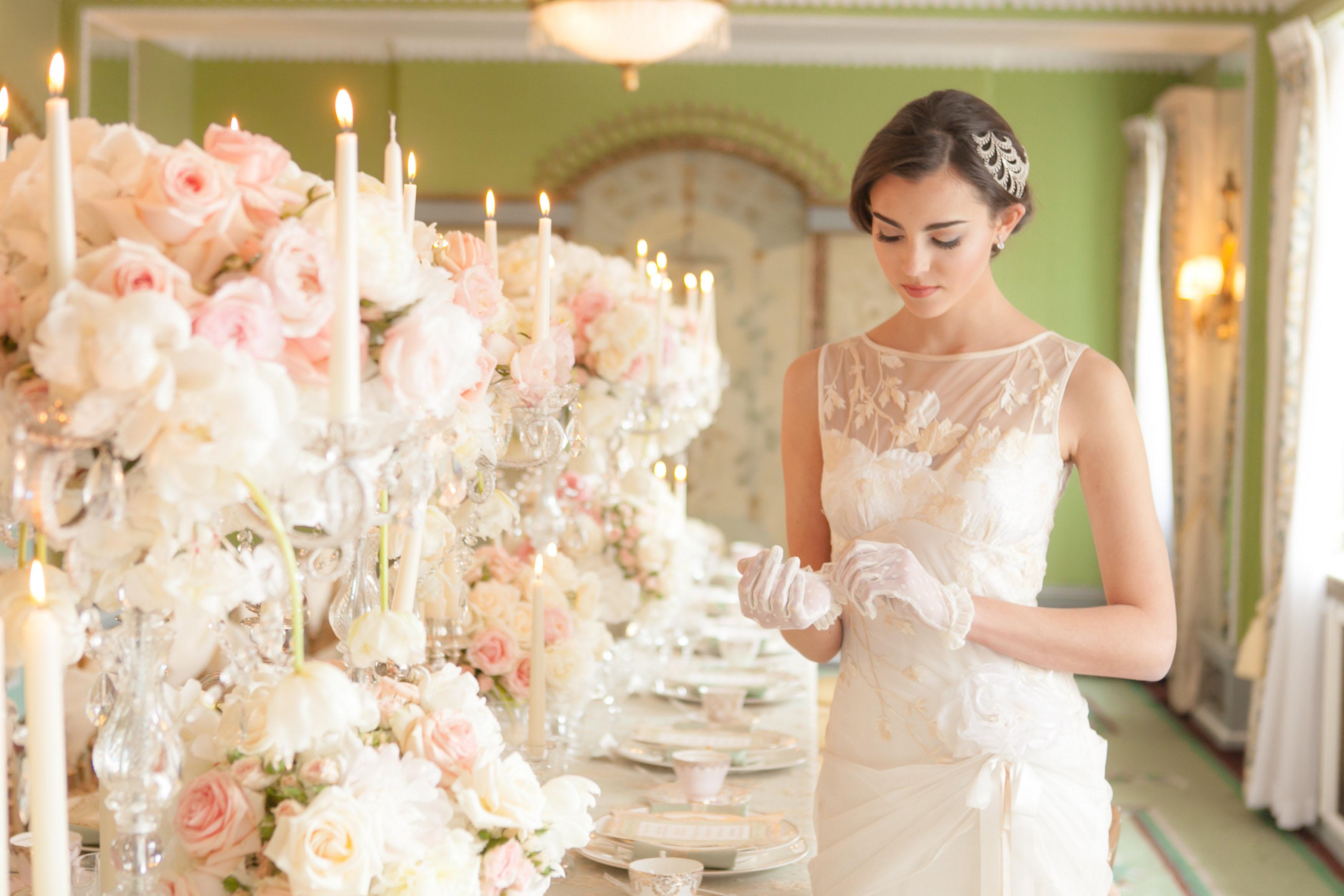 انتهاء مراسم الزفاف