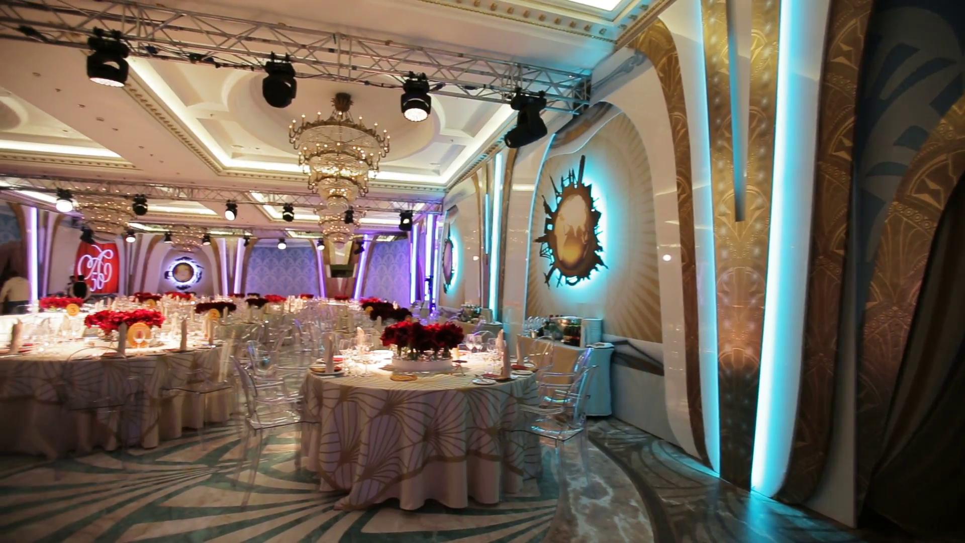 تصميم حفل زفاف
