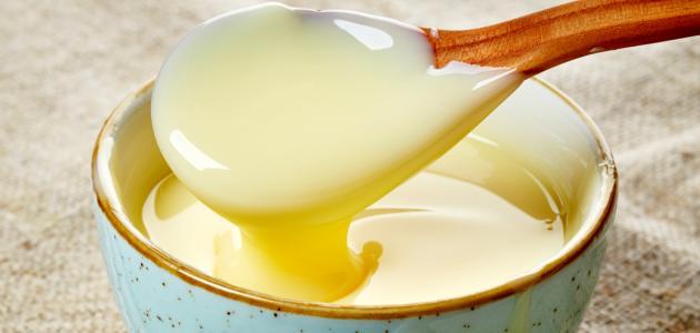 طريقة عمل الحليب المكثف