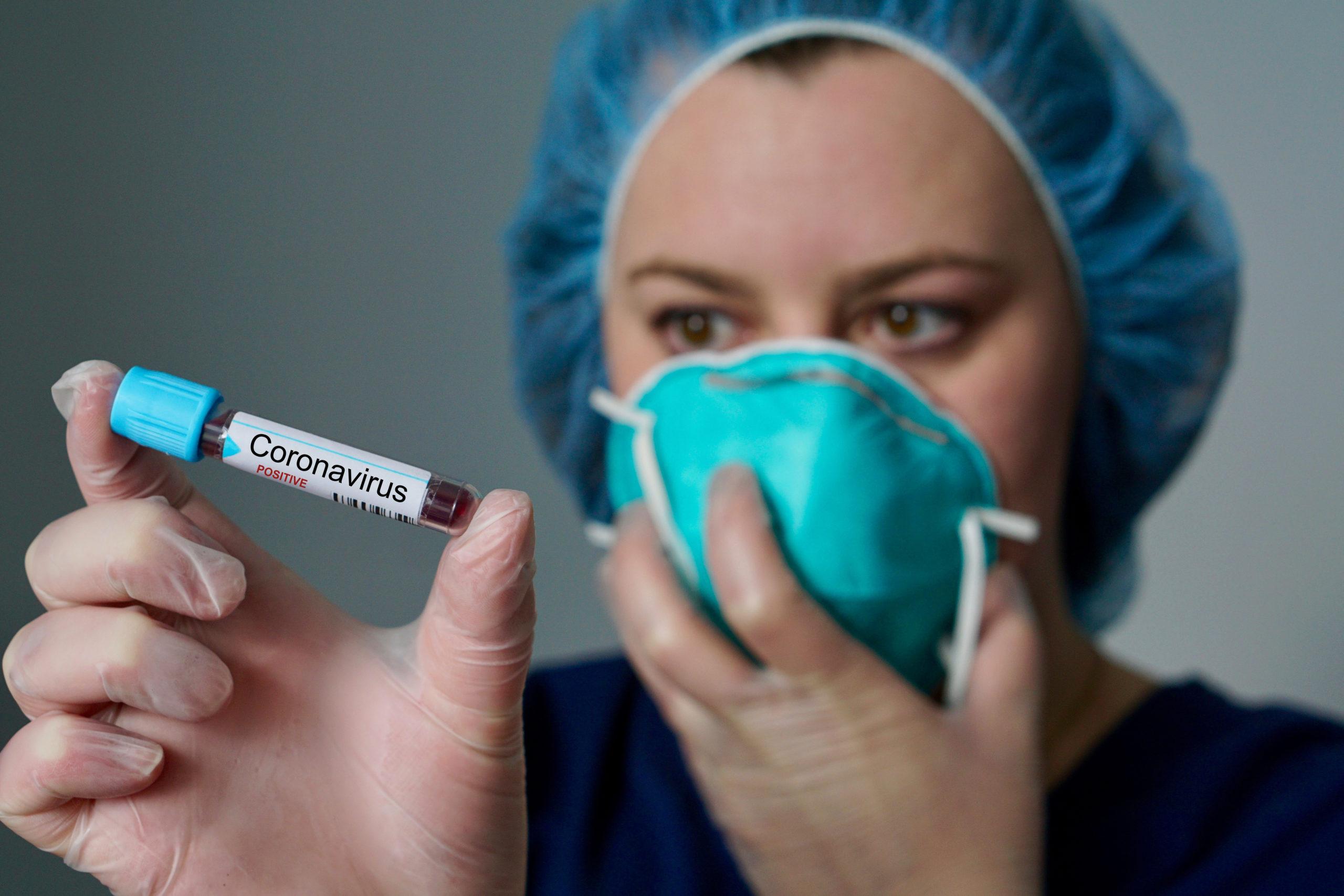 مرضي فيروس كورونا