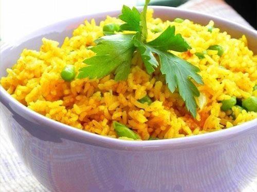 طريقة عمل ارز بسمتى اصفر