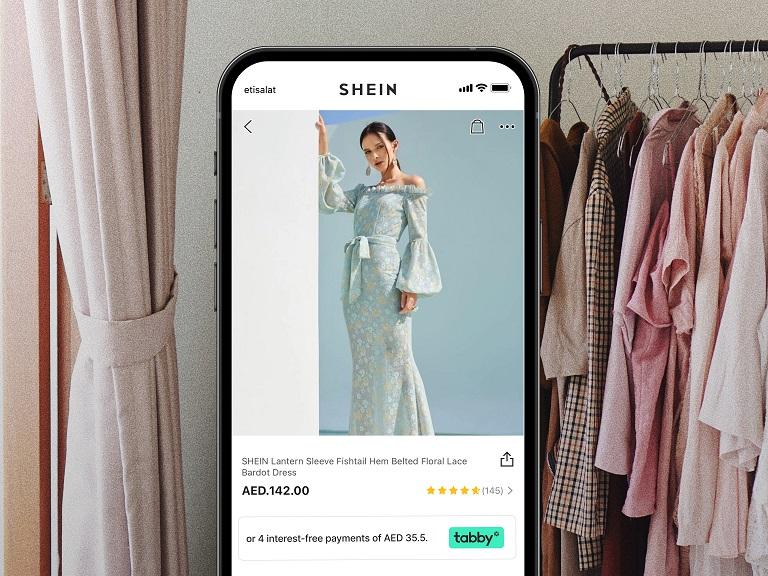 """تابي تتشارك مع أكبر تجار التجزئة الإلكترونية للأزياء في العالم """"شي إن"""""""