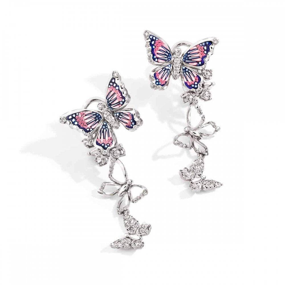 تصاميم مجوهرات الفراشات