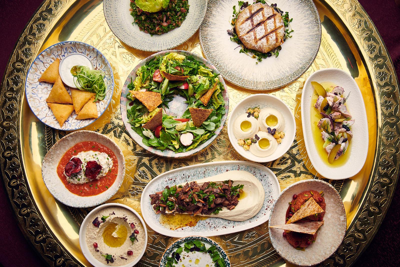 وجبة مميّزة في العيد بمطعم أصيل ريكسوس بريميوم