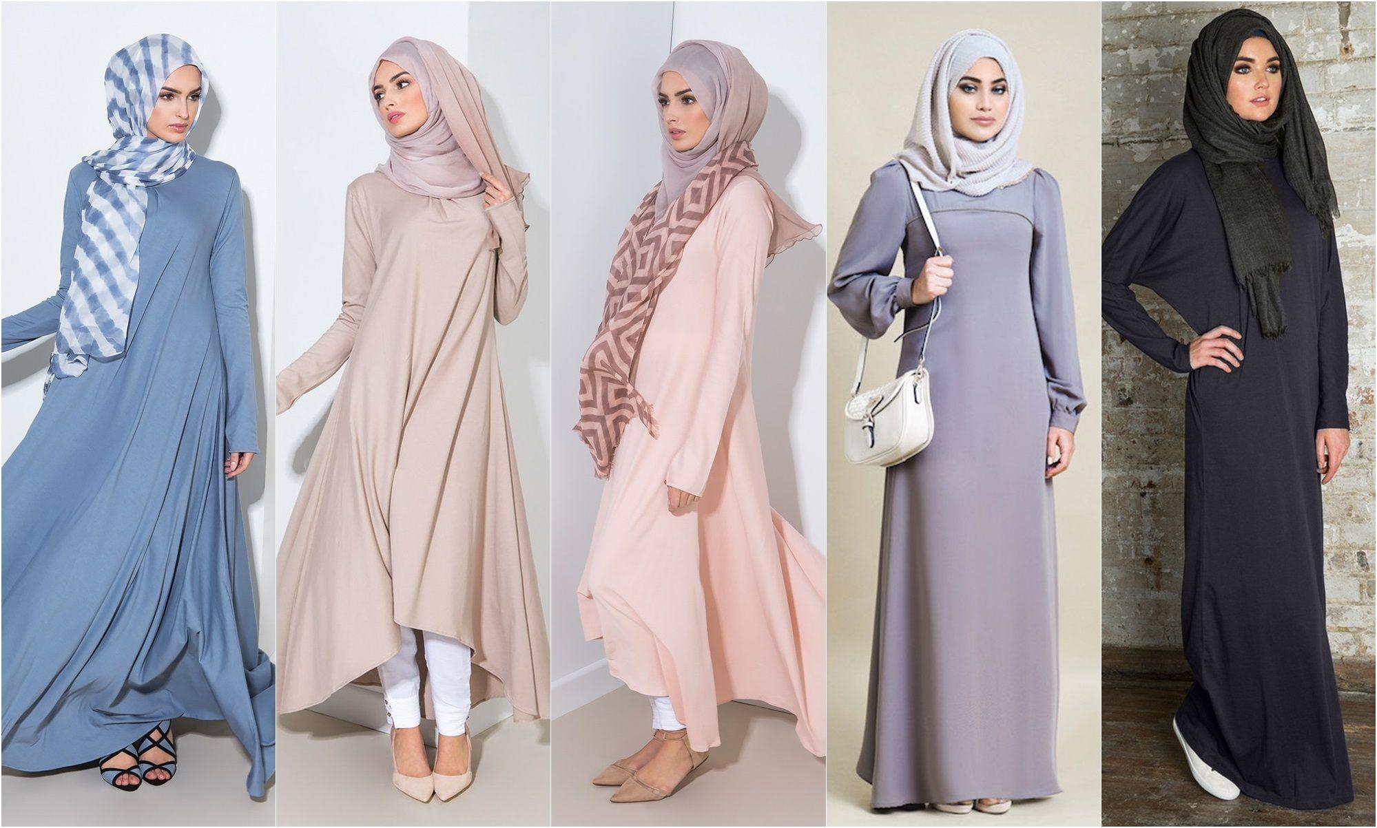 إطلالات حجاب عصرية