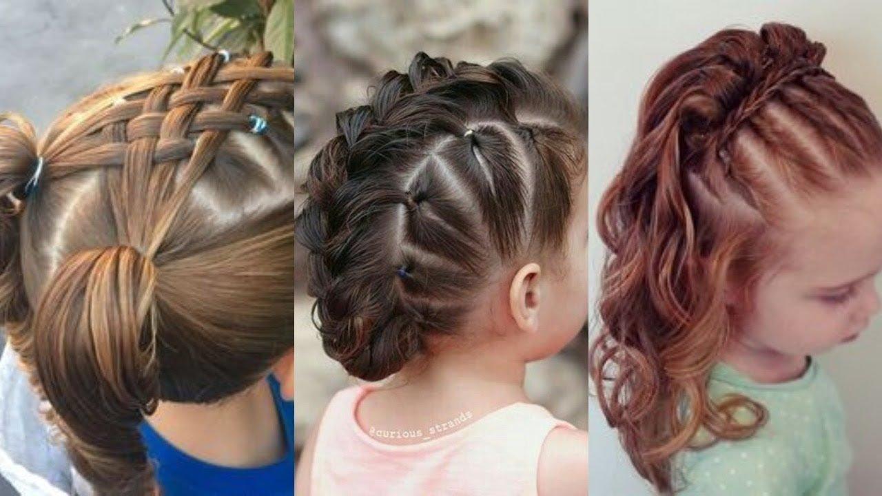 تسريحات شعر يومية للاطفال